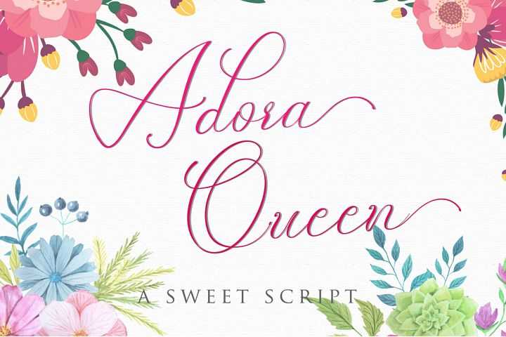 Adora Queen (Sweet Script)
