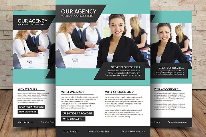 Our Agency Flyer