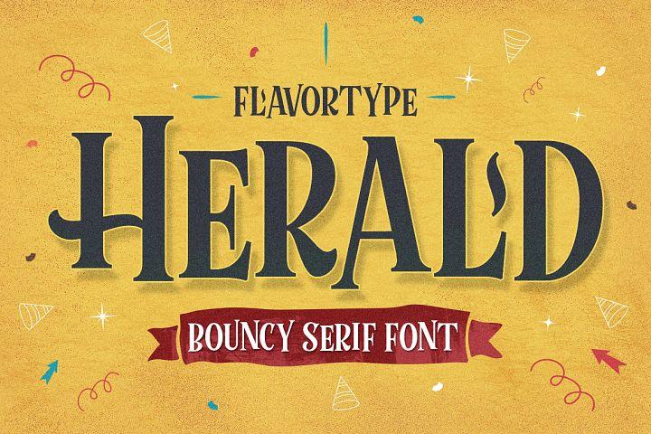 Herald Bouncy