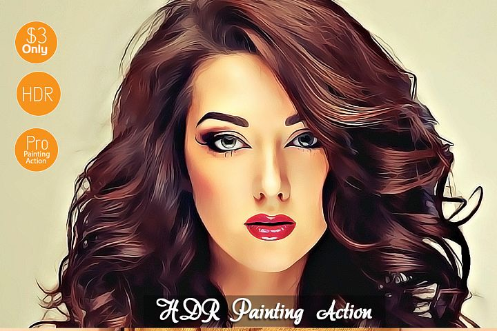 HDR-Painting-Action