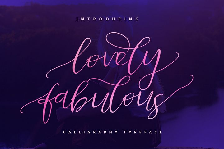 Lovely Fabulous + Extras 30% OFF