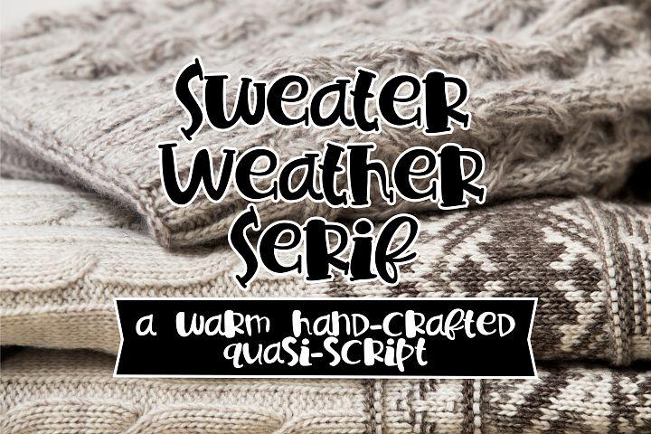 PN Sweater Weather Serif
