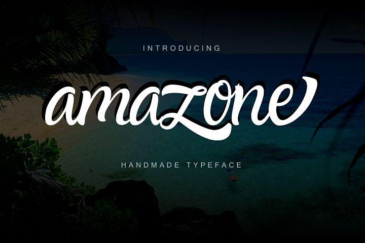 Amazone Font