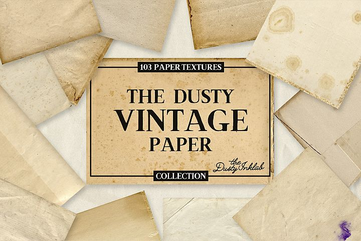 The Vintage Paper Collection