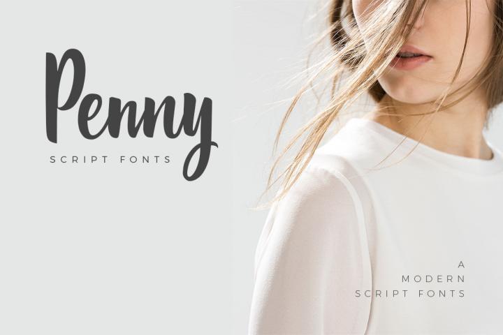 Penny Script Fonts