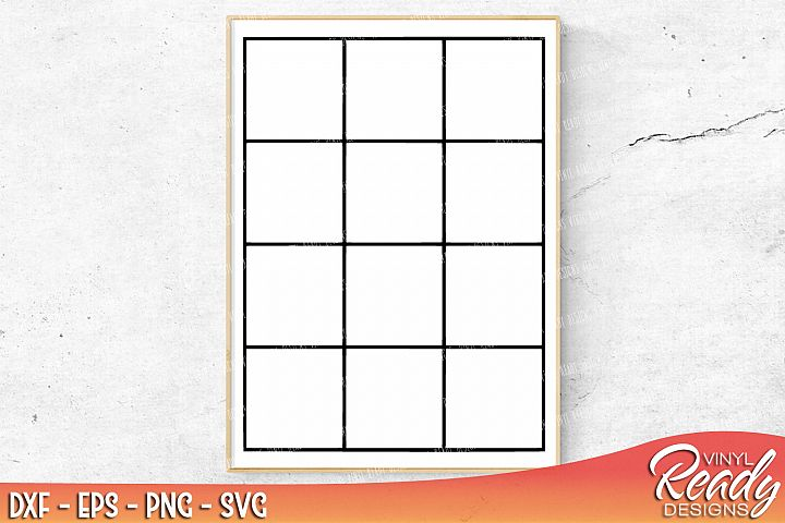 Clock numbers roman numerals vector design bundles yearly calendar blank template vector clip art cutting files dxf eps png svg saigontimesfo