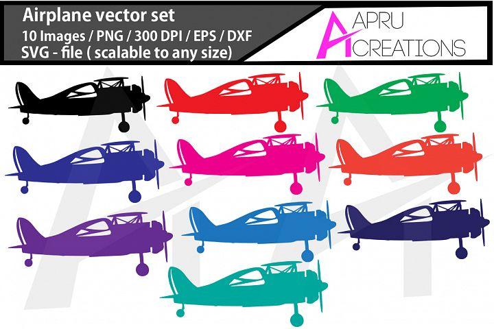 Airplane, aeroplane colour images,  printable aeroplane,  SVG cut FILES, airplane silhouette, digital files