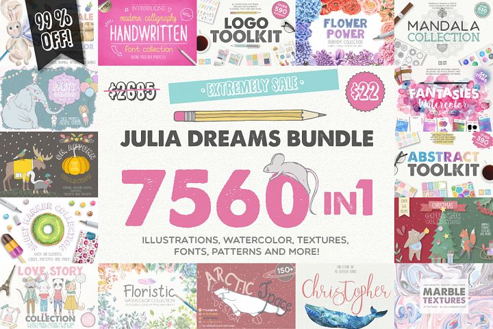 7560 in 1 - GRAPHIC BUNDLE - 99% OFF