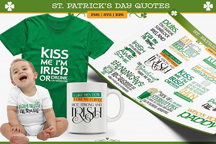 St Patricks Quotes