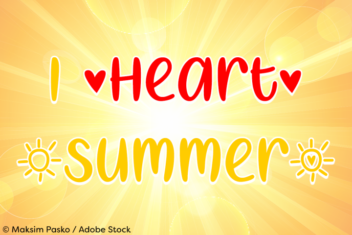 I Heart Summer