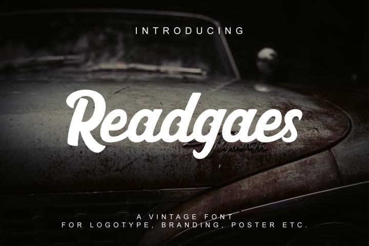 Readgaes