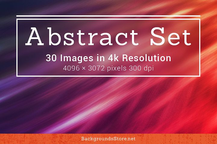 Abstracts Backgrounds Set