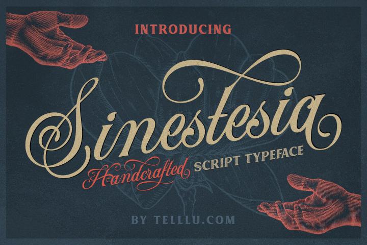 Sinestesia Script (40% OFF)