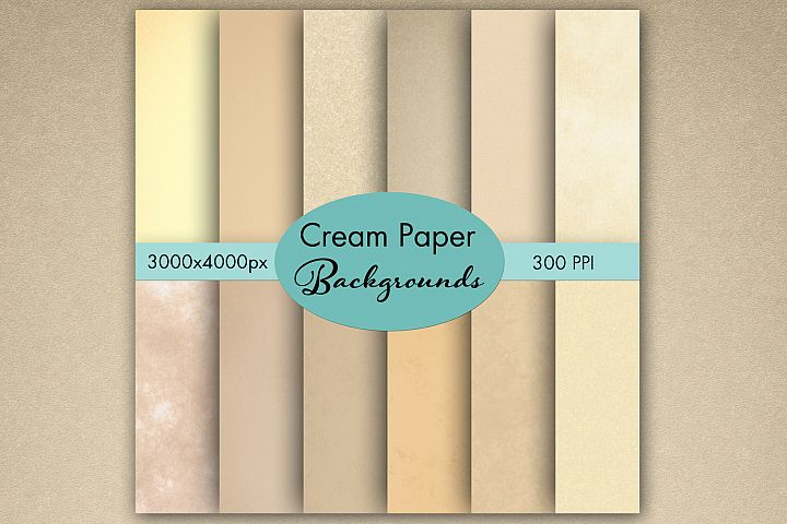 Cream Paper Backgrounds
