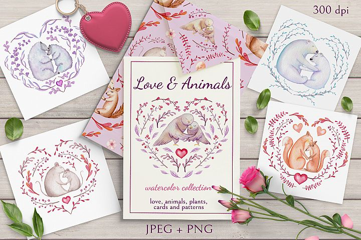 Love & Animals