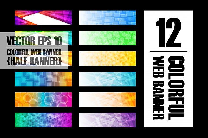 12 Half Web Banner