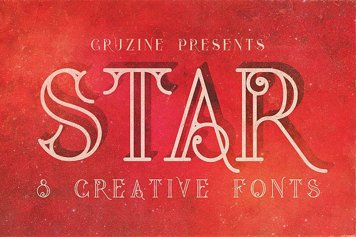 Star Typeface