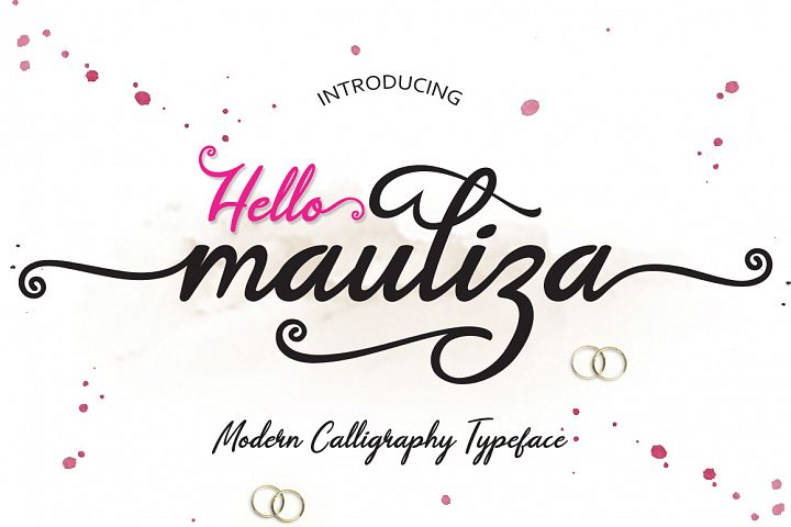 Hello Mauliza script
