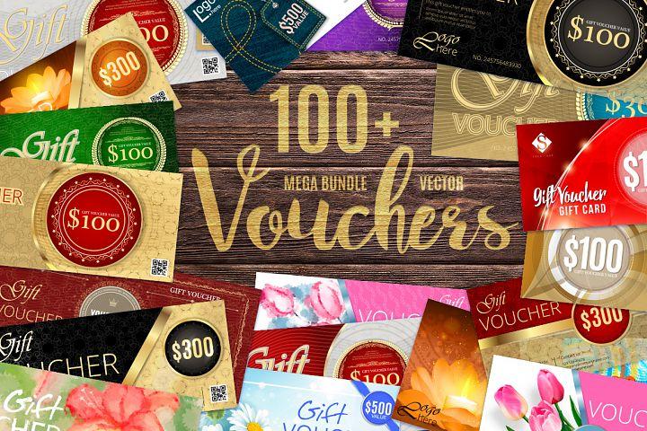 Vector Vouchers Bundle