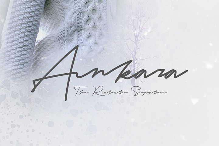 Ankara - The Realistic Signature
