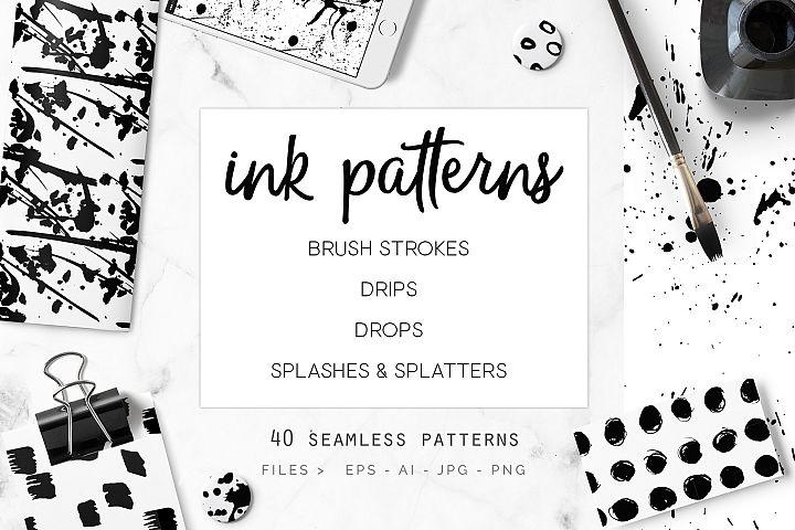 Ink Patterns