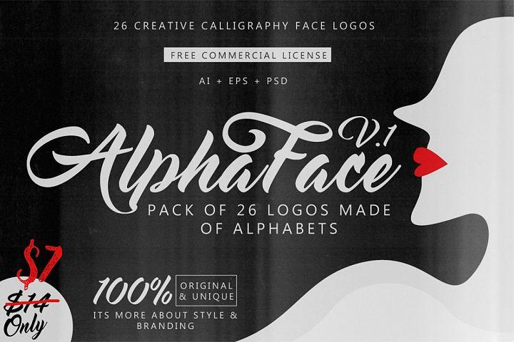 26 Logos for Her - AlphaFace