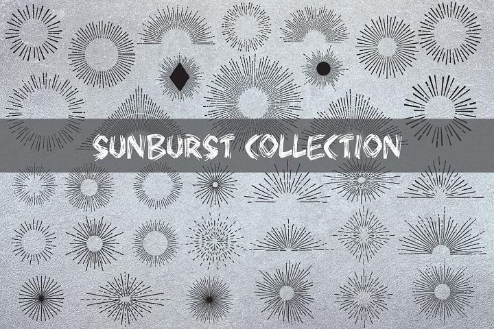 Sunburst collection