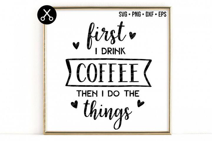 Coffee svg