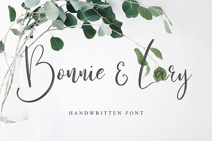 Bonnie & Lary