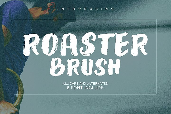 Roaster Brush Collection
