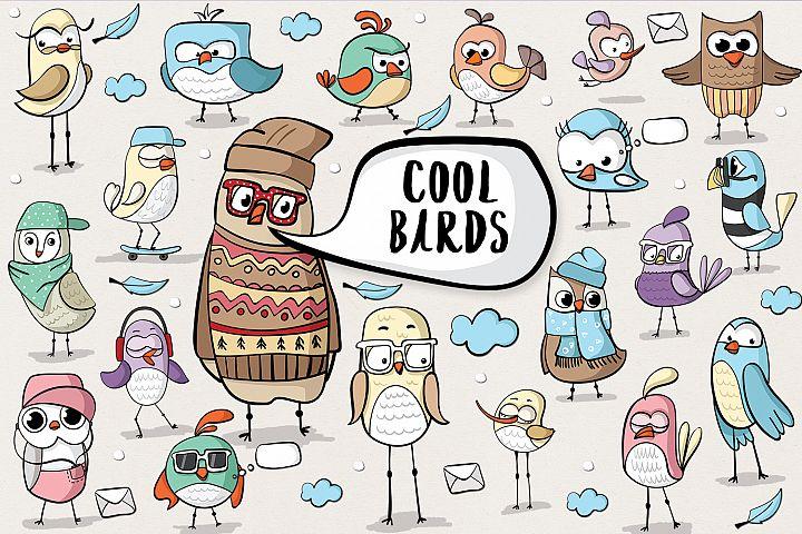 Cool Birds