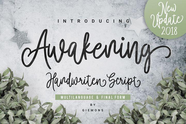 Awakening Script - New Update