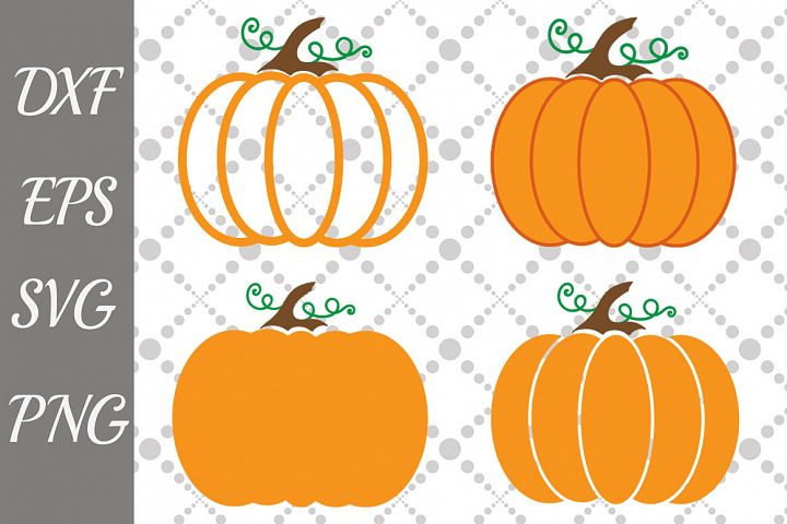 Pumpkin Svg File ,PUMPKIN CUT FILE, Halloween cut file