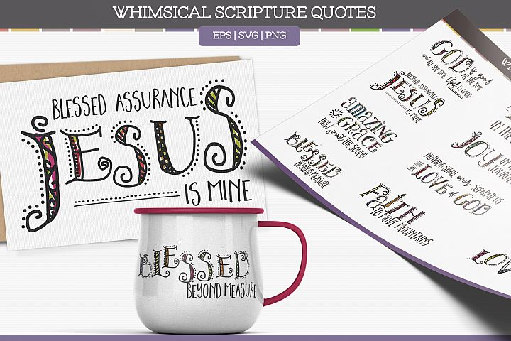 Whimsical Scripture