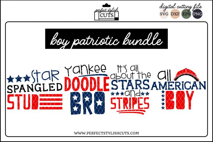 4th Of July SVG Bundle, Fourth of July Svg, Patriotic Svg, Boy 4th of July Svg, Star Spangled Svg, All American Boy Svg, Usa Svg, America Svg