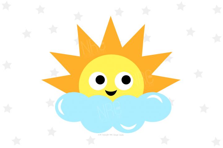 Sun SVG File