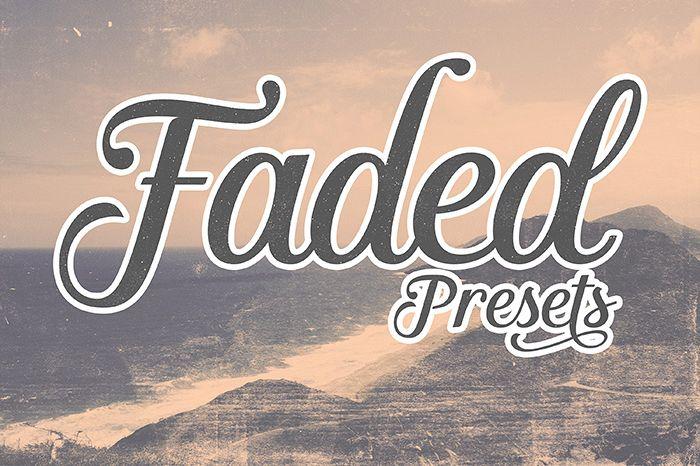 Faded Presets (+111 Bonus Gradients)