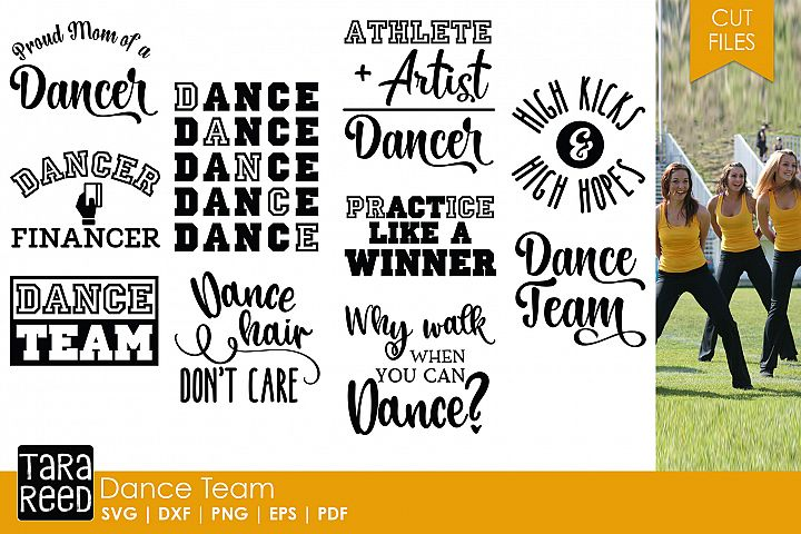 Dance Team Bundle