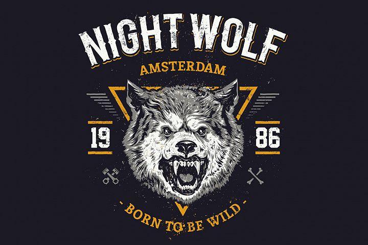 Night Wolf + Bonus