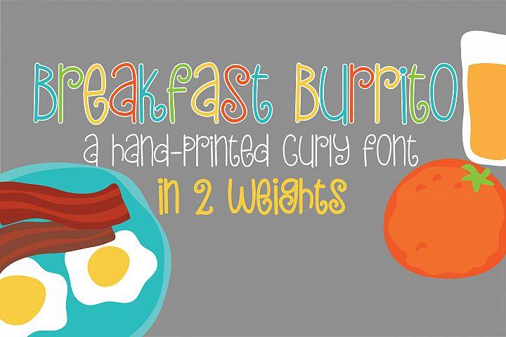 PN Breakfast Burrito