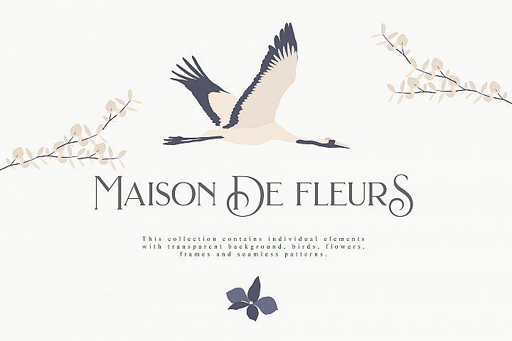 Maison de Fleurs Collection