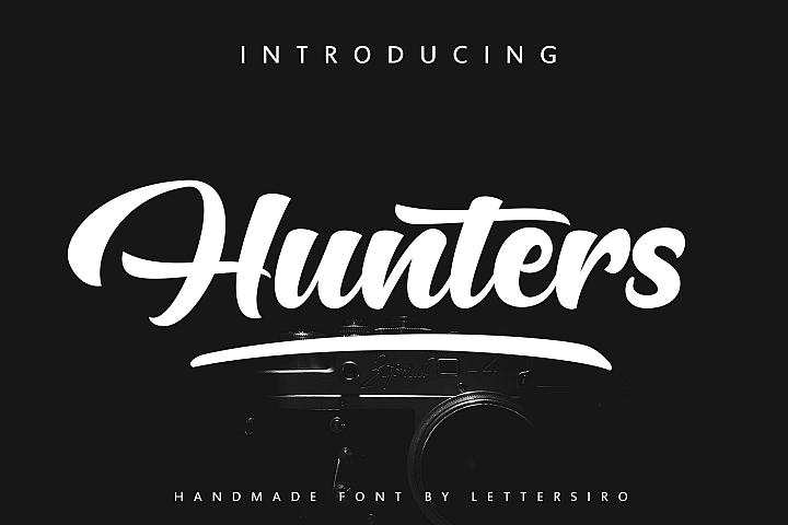 Hunters Script