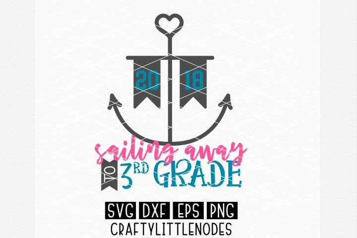 Sailing Away To 3rd Grade