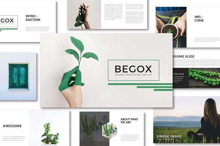 Begox Keynote Temp