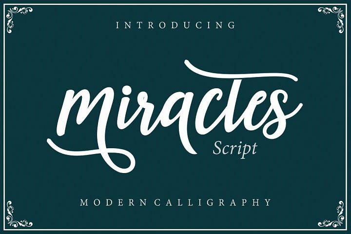 Miractes script