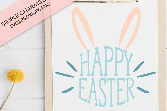 Easter Ears cut file