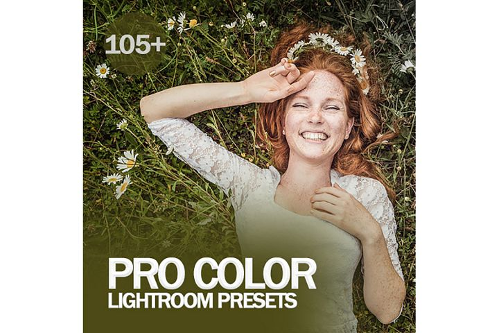 Pro Color Lightroom Presets