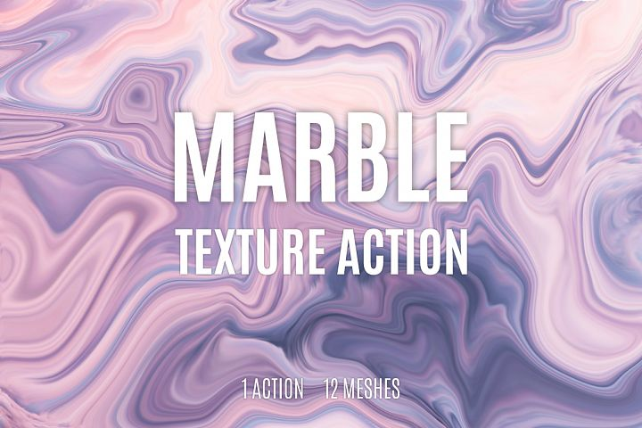 Marble Texture Action