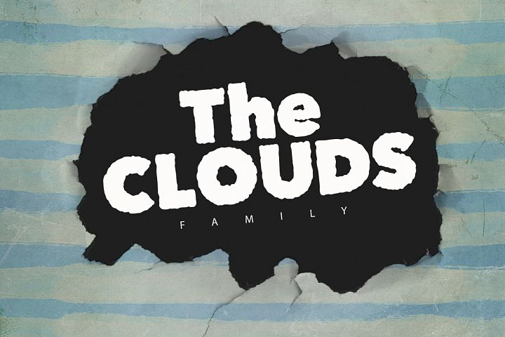 The Clouds Family [-30% Intro offer]