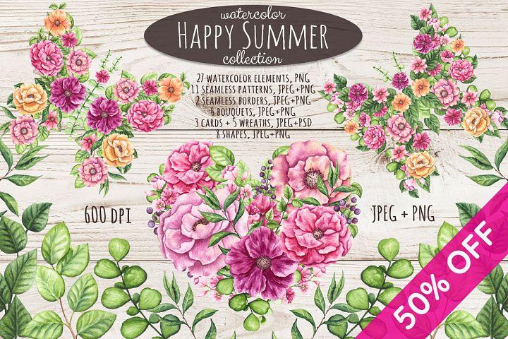 Happy Summer Set